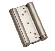 MILD STEEL DOUBLE ACTION SPRING HINGES