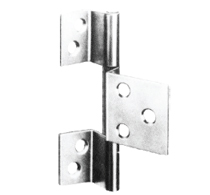 1381 THREE LEAF CABINET HINGES
