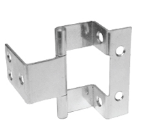1387 DOUBLE CRANKED CABINET HINGES